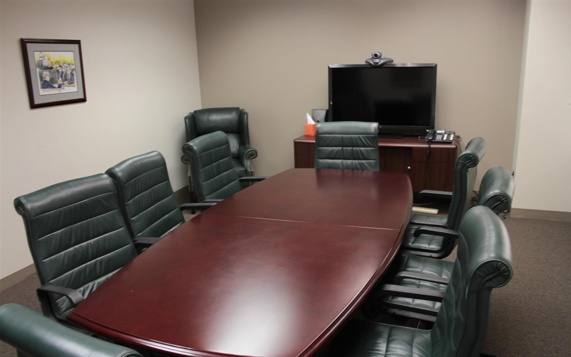 Meeting space in Chicago provided by Urlaub Bowen & Associates. We feature two Chicago meeting spaces.